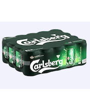 Carlsberg 33cl 20-pack tlk 4,5% olut