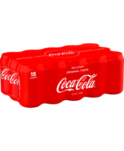 Coca-Cola 33 cl tlk 15...