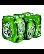 Turborg Green 0,33 tlk 6-pack 4,5% olut
