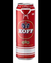 Koff III  4,5 % 0,568 l tlk olut