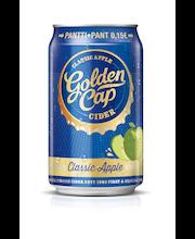 Golden Cap Classic Apple Cider 33cl tlk 4,7%