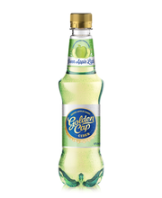 Golden Cap Green Apple Light Cider 45cl  4,7% kertamuovipullo siideri