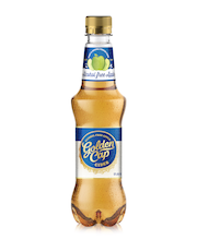 Golden Cap Alcohol Free Apple Cider 45cl kertamuovipullo siideri