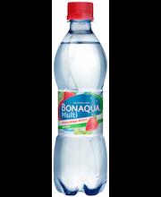 Bonaqua Multi Mansikka-Kiivi + Sinkki + B-vitamiini 50cl kierrätysmuovipullo kivennäisvesi