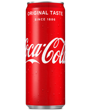 Coca-Cola 25 cl tlk