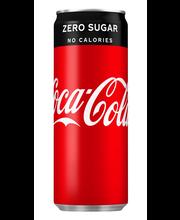 Coca-Cola Zero 25 cl tlk