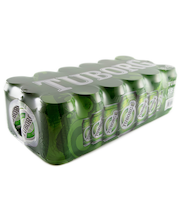 Turborg Green 33cl tlk 18-pack 4,6% olut