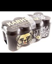 Karhu Tuplahumala 4,6% 33 cl tölkki 8-pack olut