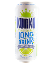 Kurko Lime-Kaktus 50cl tlk 4,7% long drink