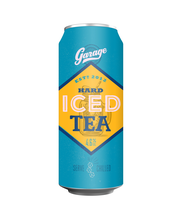 Garage Hard Ice Tea  4,6% 50cl tlk long drink