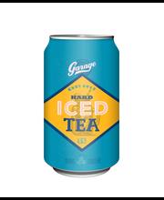 Garage Hard Ice Tea 4,6% 33 cl yksittäinen tölkki long drink, kassajärjestelmiä varten