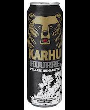 Karhu Huurre III  0,568 l tlk 4,6% olut