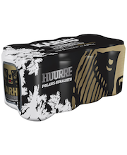 Karhu Huurre III 4,6% 33 cl tölkki 8-pack olut