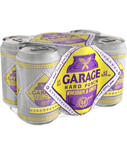 Garage Hard Punch Winegrape&Ginger 4,6% 33cl tölkki 6-pack long drink