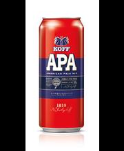 Koff American Pale Ale 4.5% 50cl tlk olut