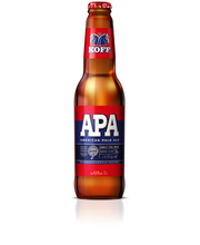 Koff American Pale Ale 4,5 % 33 cl kertalasipullo