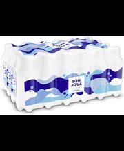 Bonaqua 33cl kierrätysmuovipullo kivennäisvesi