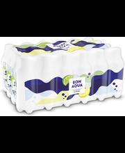 Bonaqua Sitruuna-Lime 33cl 24-pack kierrätysmuovipullo kivennäisvesi