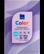 Pyykinpesujauhe Color
