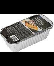 Alumiinivuoka 1,5l 4kpl