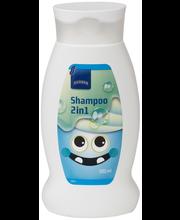 Shampoo Vesipedon 2In1