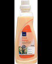 Fresh Mango tekstiilien huuhteluaine 750 ml