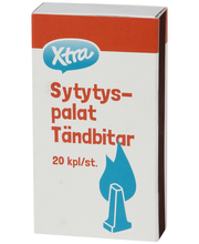 X-Tra Sytytyspala 20Kpl