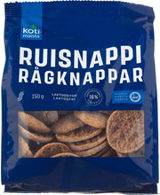 Ruisnappi Natural