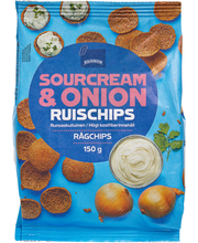 RuisSipsi 150g Sour Cream &Onion