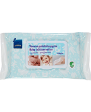 RAINBOW BABY WIPES 72 PC 72.00 piece