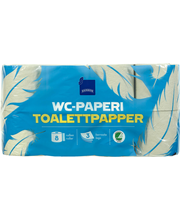 Wc-Paperi Keltainen