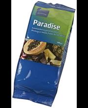 Rainbow Paradise kuivahedelmä-marja-suklaasekoitus 200 g