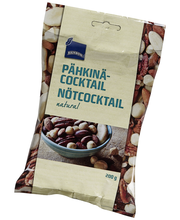 Pähkinäcocktail Natural