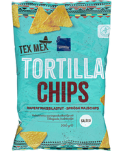Rainbow Tex Mexican Tortilla Chips natural 200 g