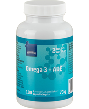 Omega 3 Ade 100Kaps