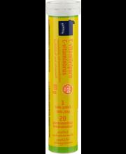 Rainbow C-vitamiinipore 20 poretablettia 80 g