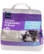 Compact kissanhiekka 5 l, paakkuuntuva