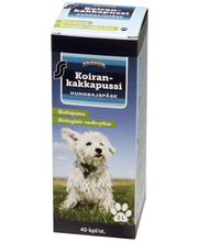 Koirankakkapussi 2 l, 40 kpl