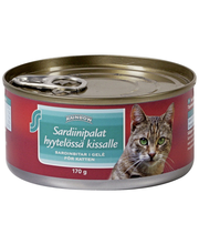 Rainbow Sardiinipalat hyytelössä kissalle, 170 g
