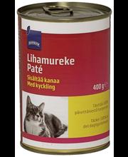 Rainbow Lihamureke paté, sisältää kanaa, 400 g