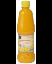 Rainbow Appelsiininmakuinen juomatiiviste sokeriton 0,5 l