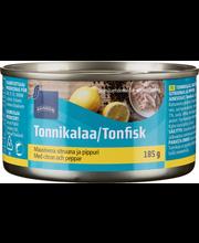 Rainbow Tonnikalaa mausteena sitruuna ja pippuri 185/110 g