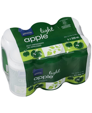 Rainbow Apple light kevyt omenasiideri 4,7 til-% 6 x 330 ml