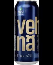 Kotimaista 0,5L Vehnä 4,7% olut