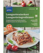 Rainbow Lasagnetteainekset 273 g
