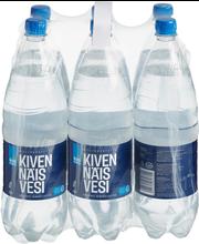 Kivennäisvesi 1,5L 6-pack