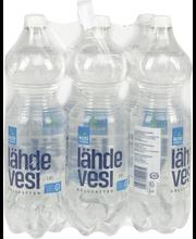 Lähdevesi 1,5L 6-pack