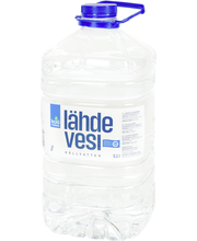 Lähdevesi 5,15L