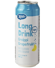 X-tra Long drink Greippi light til. 4,7 % 500 ml
