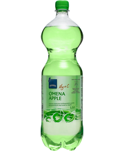 Rainbow Omena Mg+C juoma 1,5 l